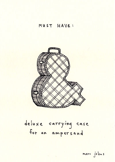 Marc Johns, ojoj!