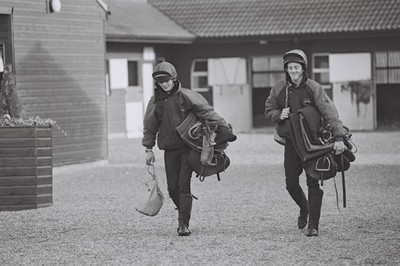 Students at the British Racing School