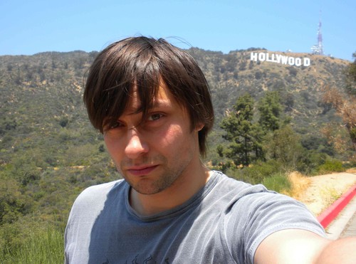 Hollywood Sign - Little Me