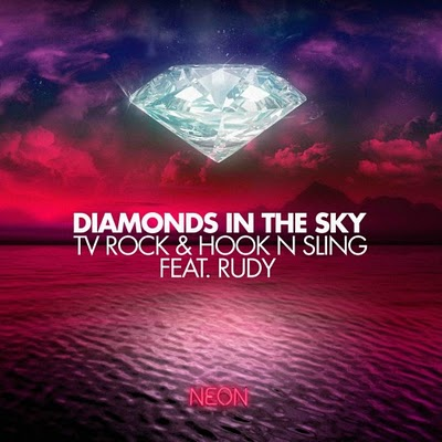 TV Rock & Hook N Sling feat. Rudy - Diamonds in the Sky