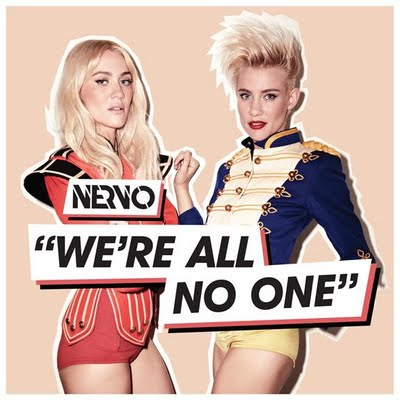 NERVO feat. Afrojack & Steve Aoki - We're All No One (Original Mix)