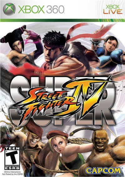 Cover art for SSFIV