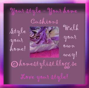 Love yourself and your style! Copyright homestylist.blogg.se
