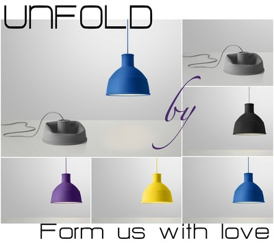 unfold lampa by form us with love