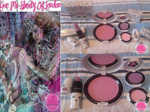 MAC's Give Me Liberty Of London Haul