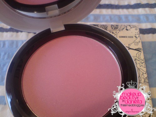 Summer Rose Beauty Powder,  Limited Edition