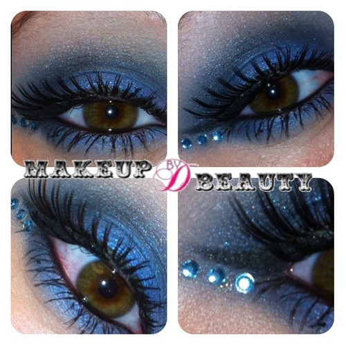 © Makeup & Beauty by Daniella  http://thisismed.blogg.se    M·A·C Blue Moon