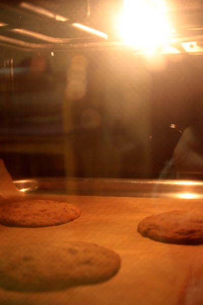 Mina chocolate chip cookies ^^