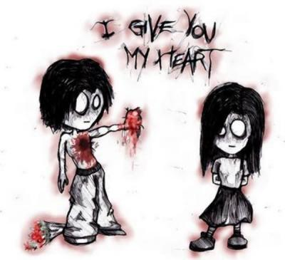 I give u my heart