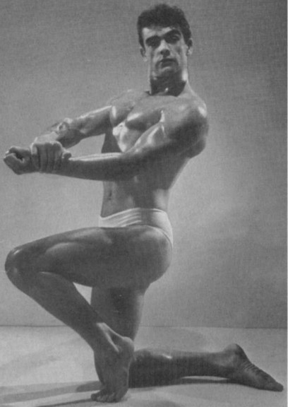 Connery Mr. Universe
