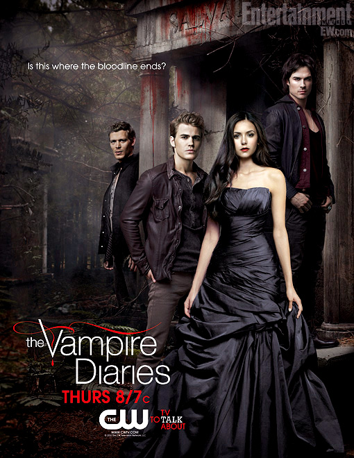 Your Swedish Update About The Vampire Diaries