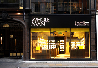 WholeMan- beauty for men