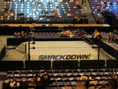 Smackdown ring