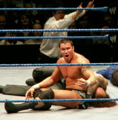 Orton cant believe it