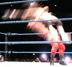 Booker T german suplex benoit