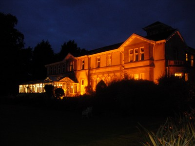 Hotellet Rosslea Hall