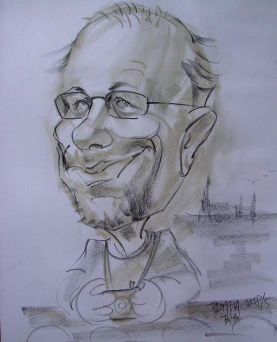 Peter's caricature