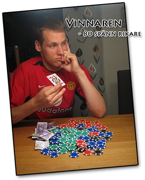 Pokervinnare