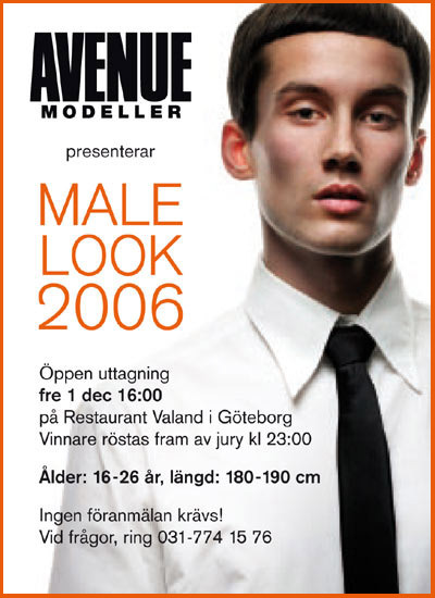 Male Look 2006