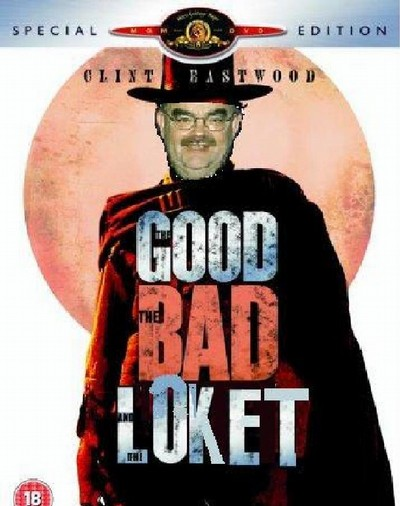 Good bad loket