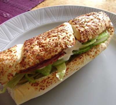 subway bröd recept