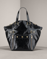 YSL Downtown bag svart
