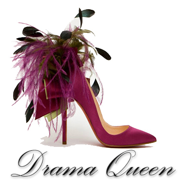 Drama Queen - Christian Louboutin shoes