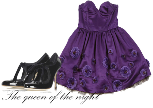 Nattens drottning - Queen of the night