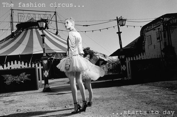 Alfonso Ohnur - The Fashion Circus