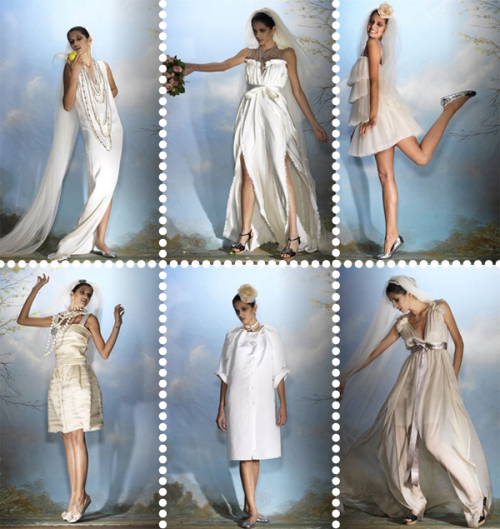 Collection Blanche by Lanvin