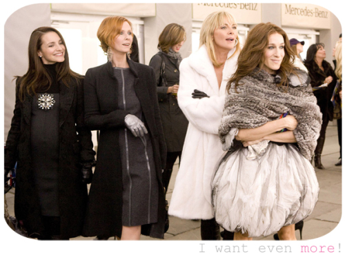 More SATC the movie