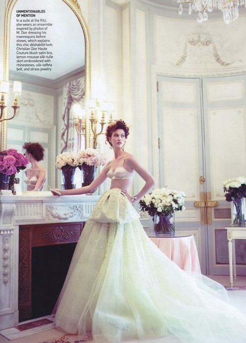 Arthur Elgort for Vogue US oct 2009 3