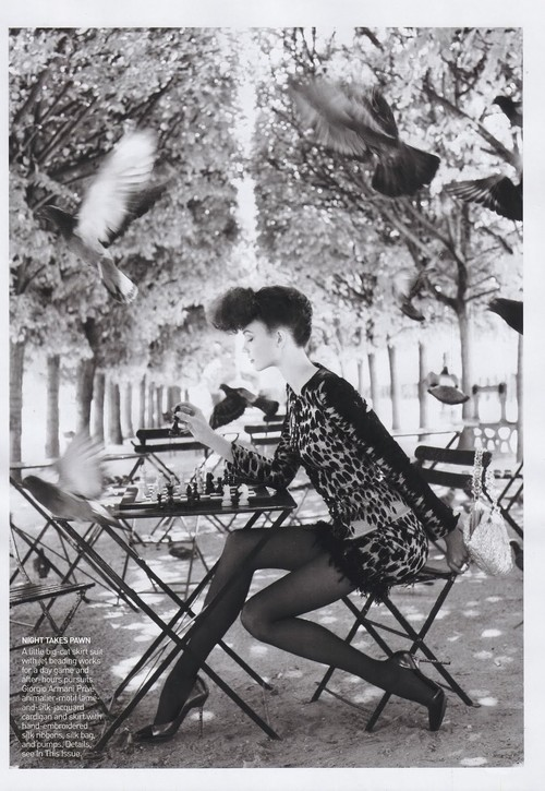 Arthur Elgort for Vogue US oct 2009 2