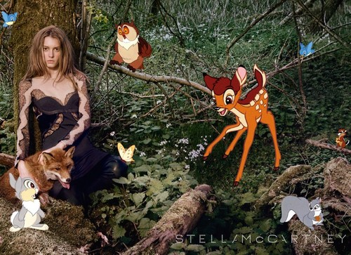 Ryan McGinley for Stella McCartney ad aw 09 2