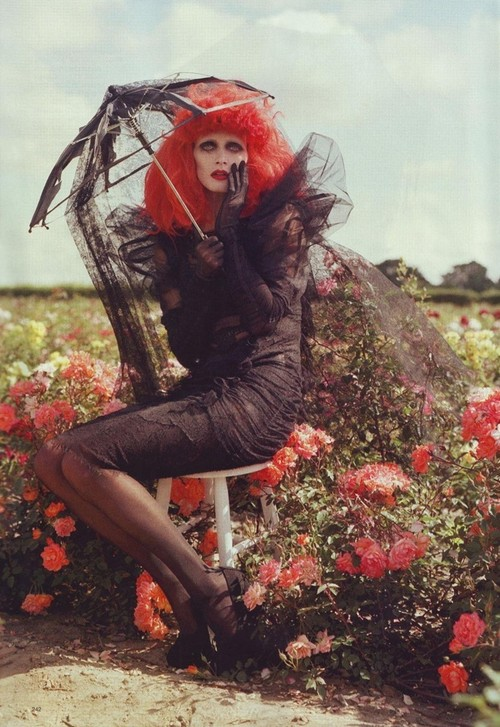 Tim Walker - Tim Burton - for Harper's Bazaar US oct 2009 3