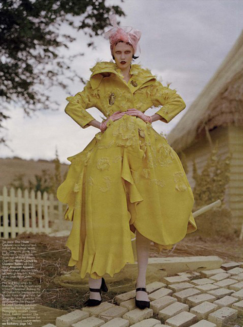 Tim Walker for W October 2010 7