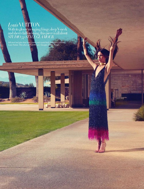 Norbet Schoerner for Harper's Bazaar UK Feb 2011