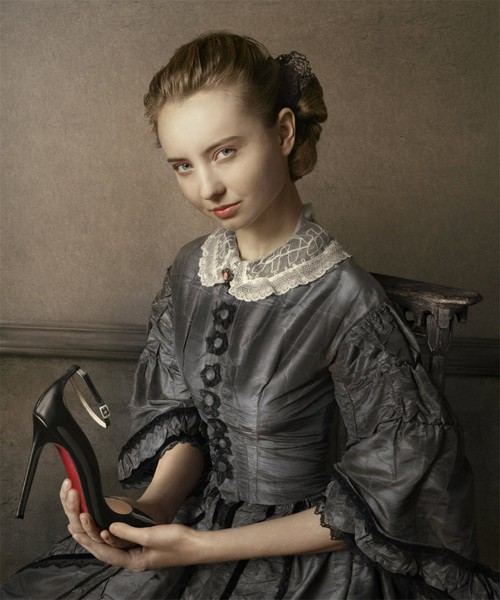 Peter Lippmann for Christian Louboutin fall 2011 lookbook 2