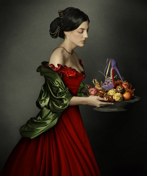 Peter Lippmann for Christian Louboutin fall 2011 lookbook 6