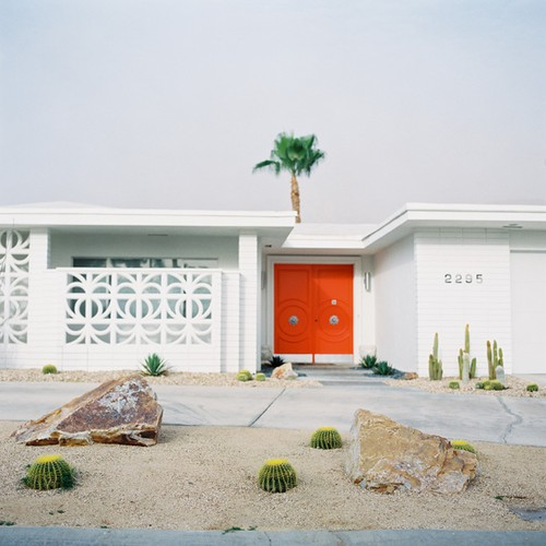Jose VillaPalm Springs on Hasselblad 3