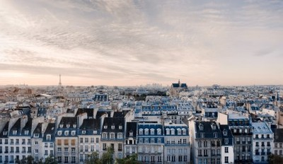Paris skyline. Foto: Svarteld