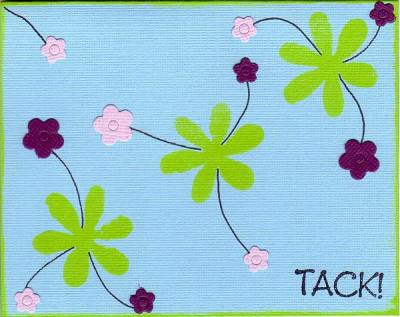 flower power tack