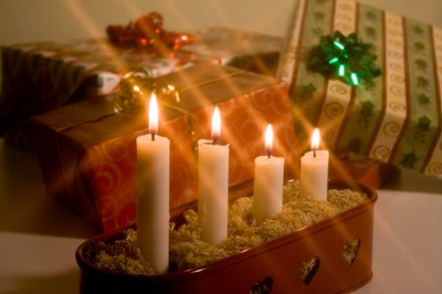 advent,ljus