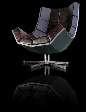 Villain Chair Suck UK