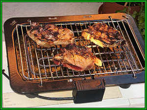 Grillbalkong