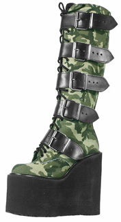 camoboots
