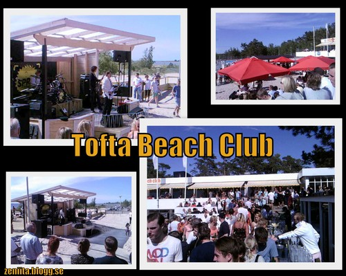 Invigning Tofta Beach Club