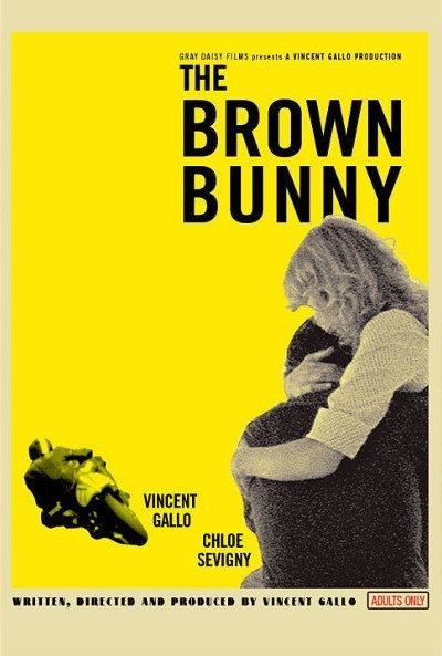 brown bunny dvd