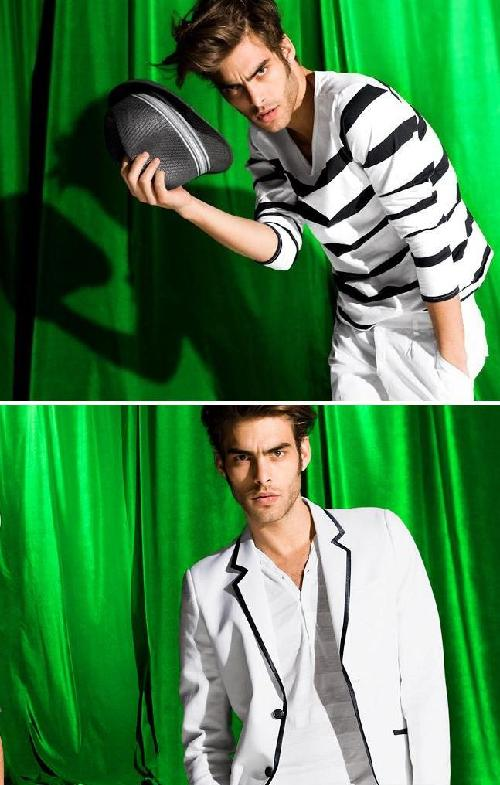 Jon kortajarena for HM sprin/summer 09