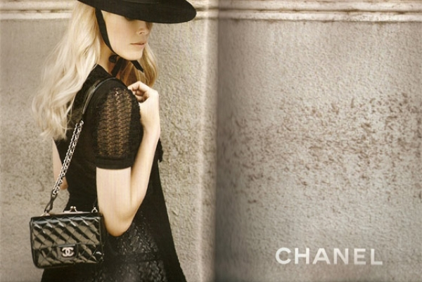 Chanel Spring 2010 AD